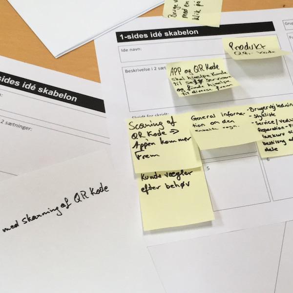 Facilitering af workshops - digital transformation